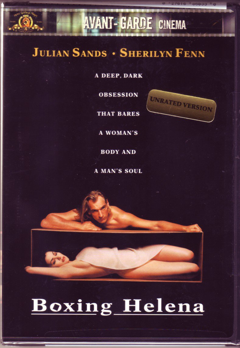 BOXING HELENA The UNRATED VERSION! New/Factory SEALED ...
