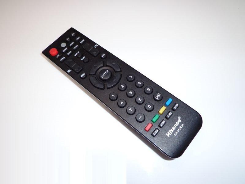 Original Hisense En 31201a Tv Remote Control