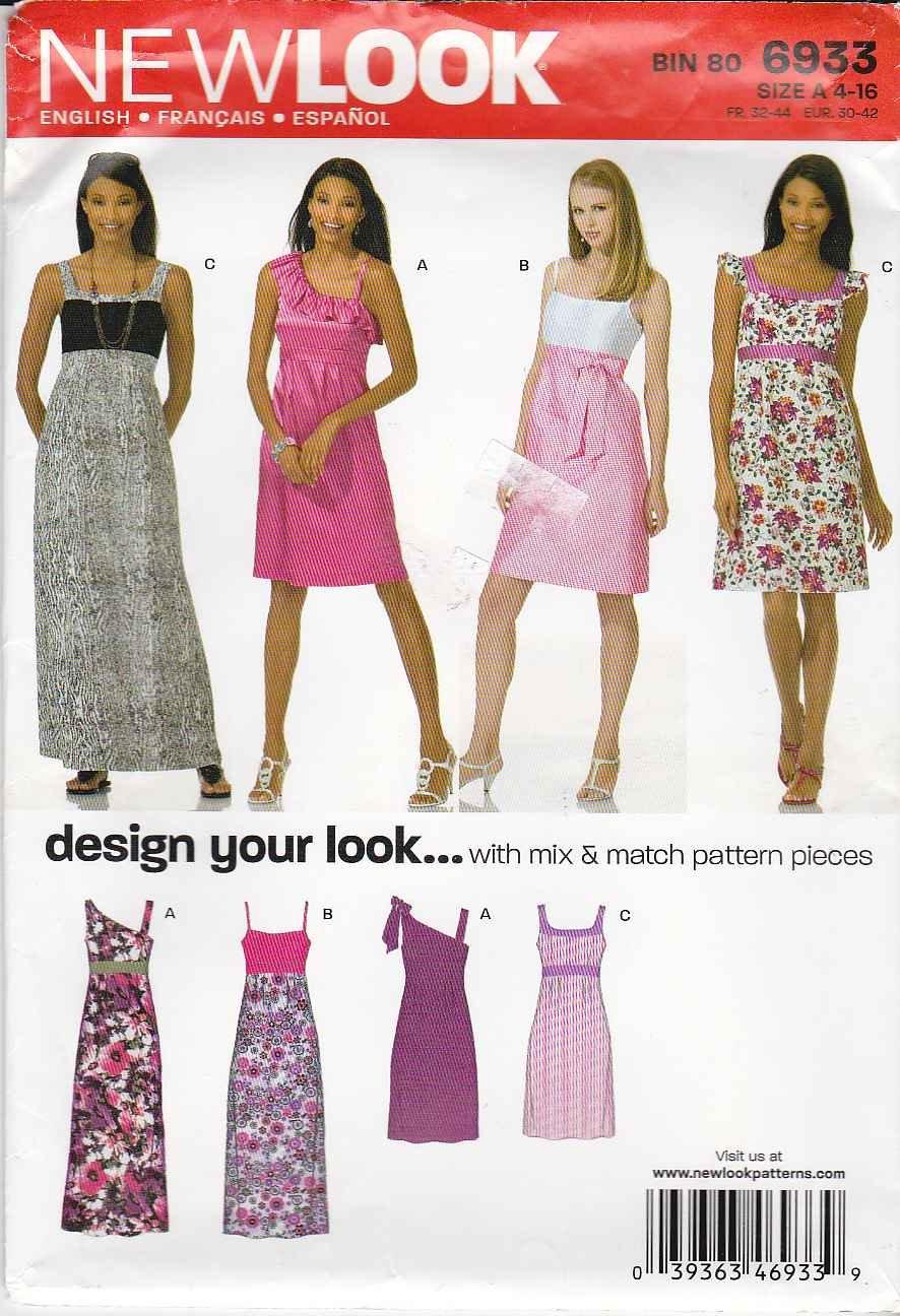 Designer Sewing Patterns For Dress