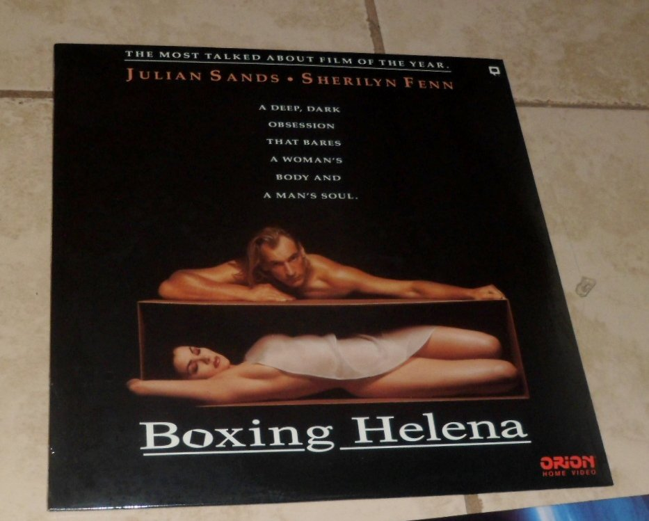 Laserdisc BOXING HELENA Laser disc Videodisc Very Good ...