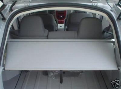 2007 2012 Dodge Caliber Interior Tonneau Cover