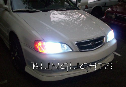 Acura Tl Headlight Bulb - Acura tl halo headlights