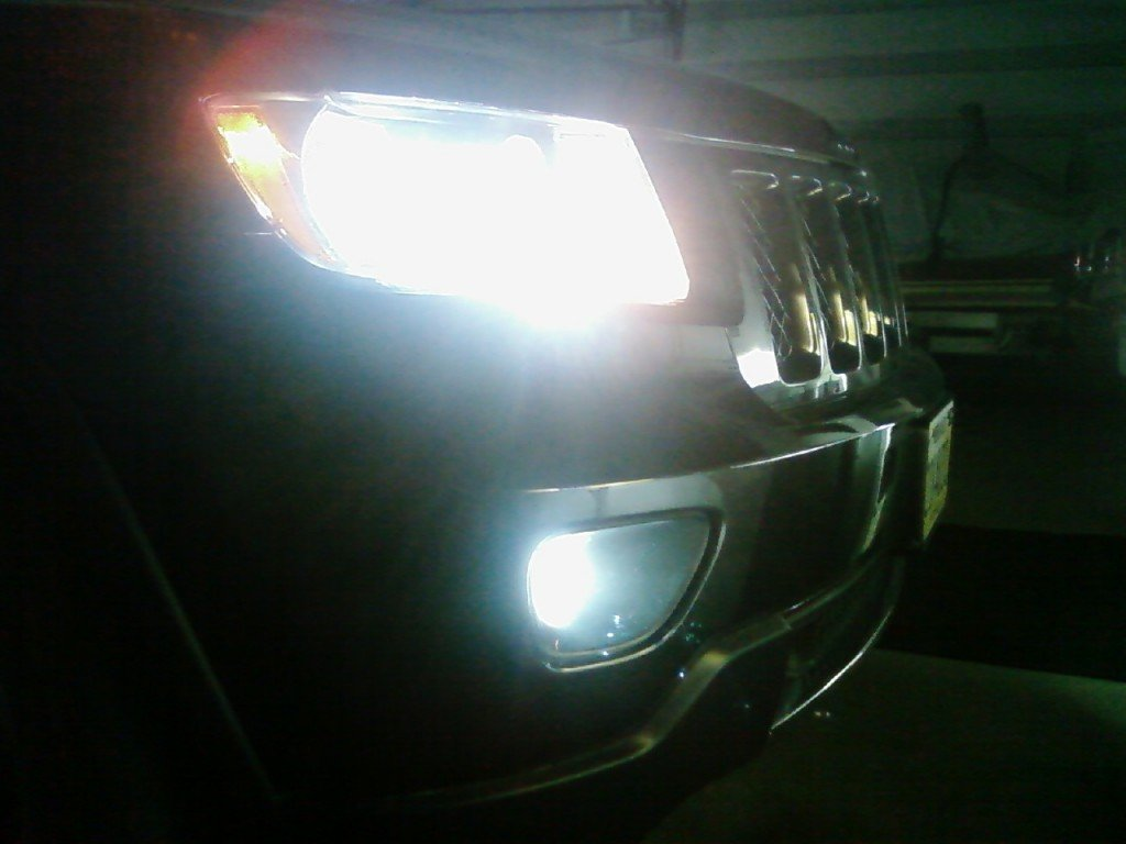 Jeep Grand Cherokee Led Lights
