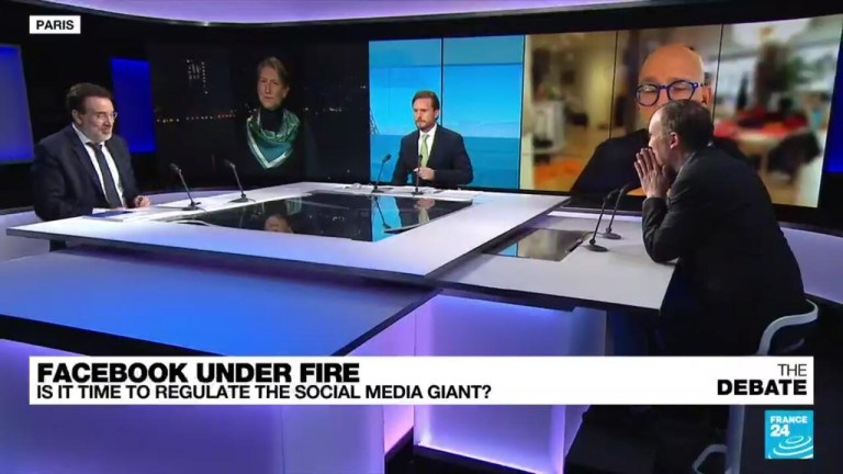 Watch The Debate – Fb beneath hearth: Is it time to control the social media big?  – France 24 information