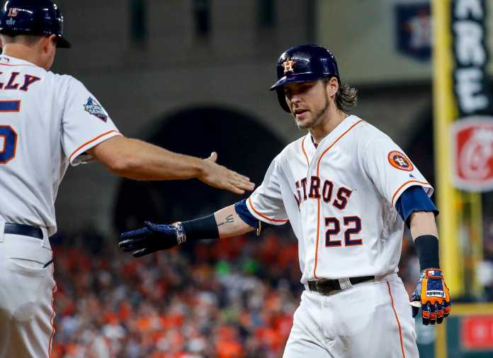 Watch Ex-Astro Josh Reddick to throw out first pitch earlier than ALCS Game 1 – Google MLB News