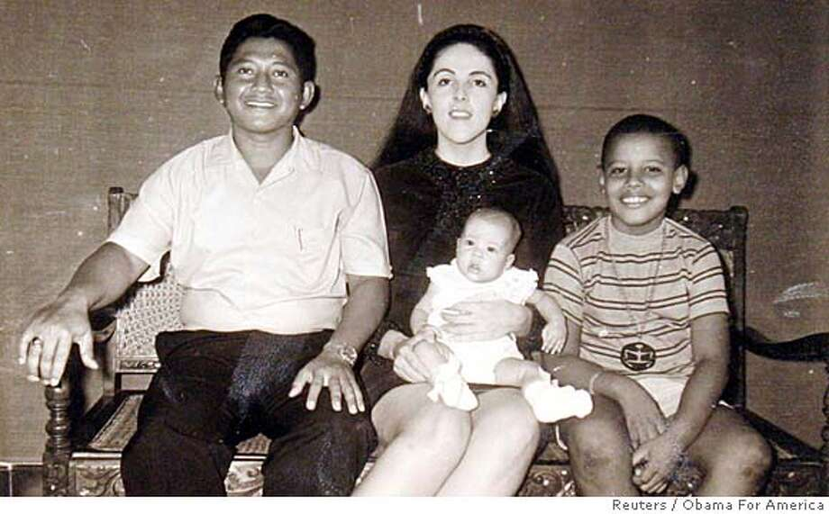 Obama's mother - an unconventional life - SFGate