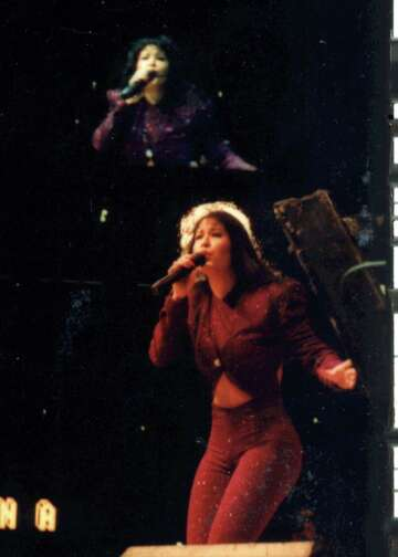Selena Rodeo Houston Texas