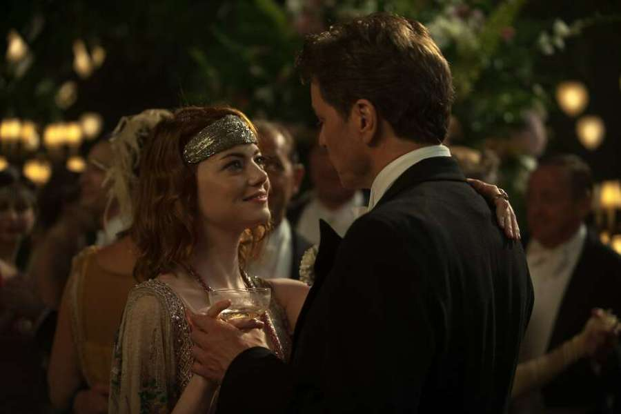 Magic in the Moonlight  movie review  It s good Woody Allen   SFGate Emma Stone and Colin Firth are a pleasing pair in Woody Allen s  Magic in  the
