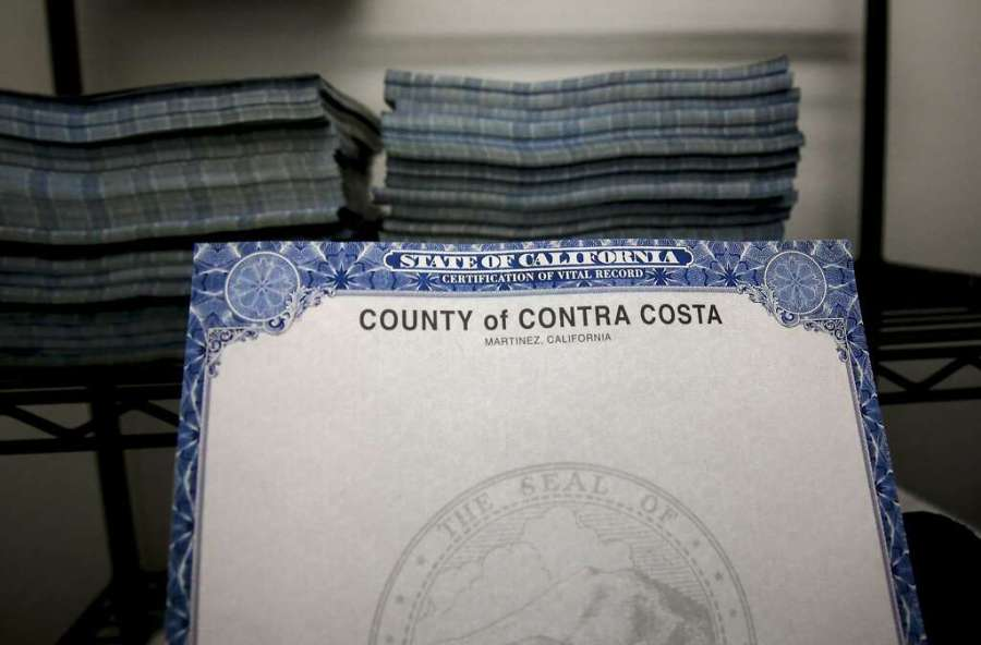 Magnificent Los Angeles County Hall Of Records Birth Certificates ...