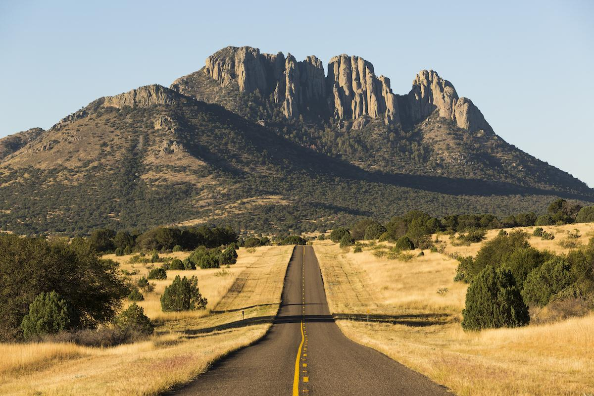 This West Texas Mountain Is Preserved Forever San