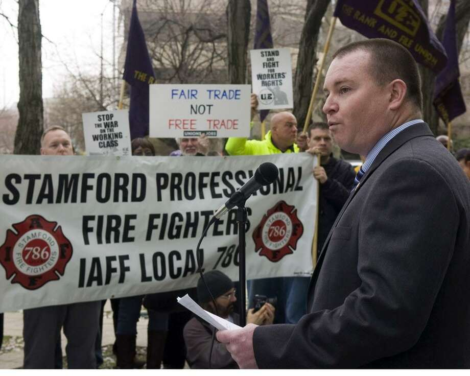 Stamford fire union reelects officers - StamfordAdvocate