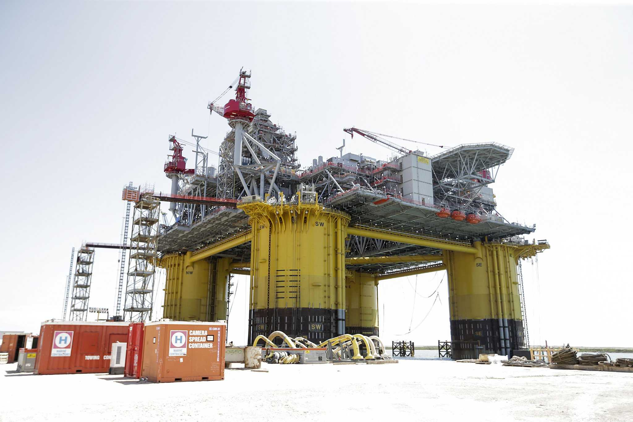 Guyana Russia And U S Lead The Way In Oil And Gas