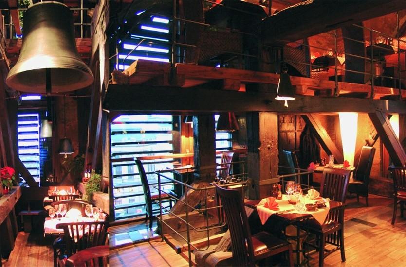 Zvonice Restaurants Prague