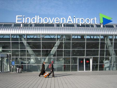 Eindhoven Airport Arriving Tilburg