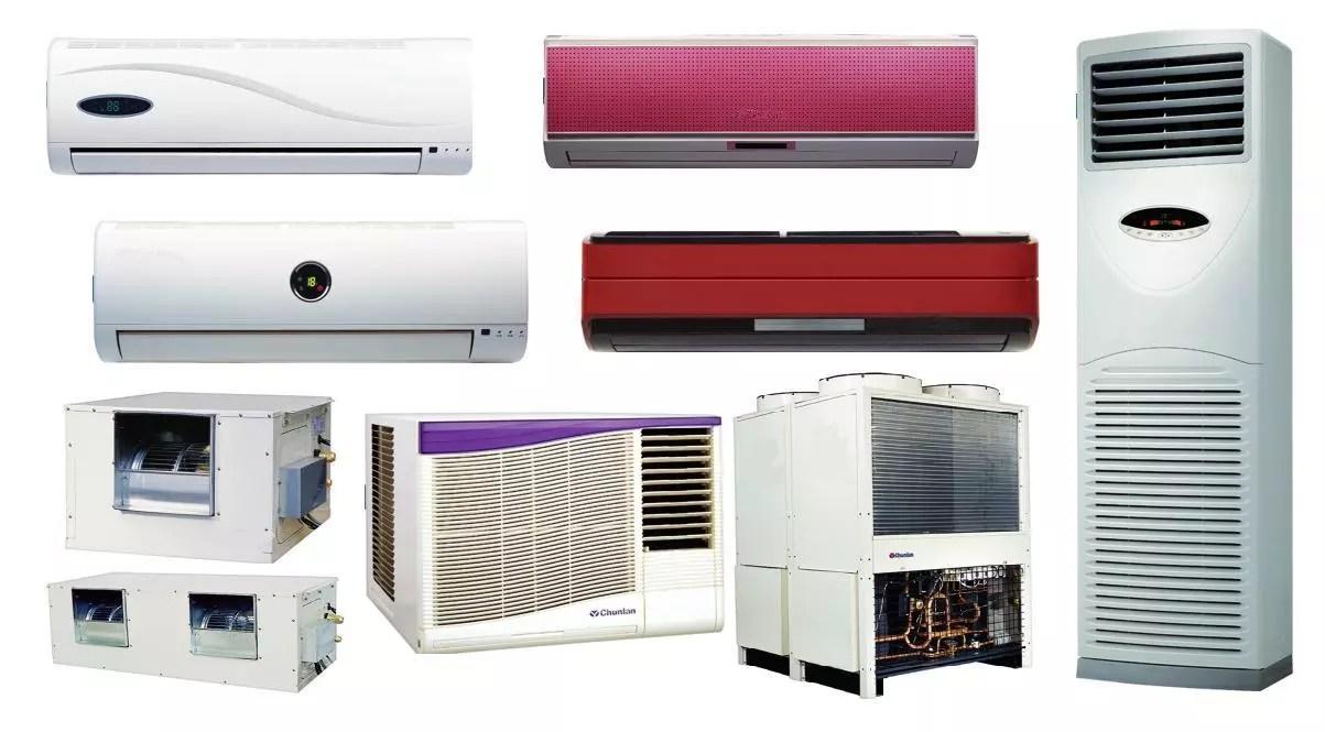 Air Conditioner Refrigerant
