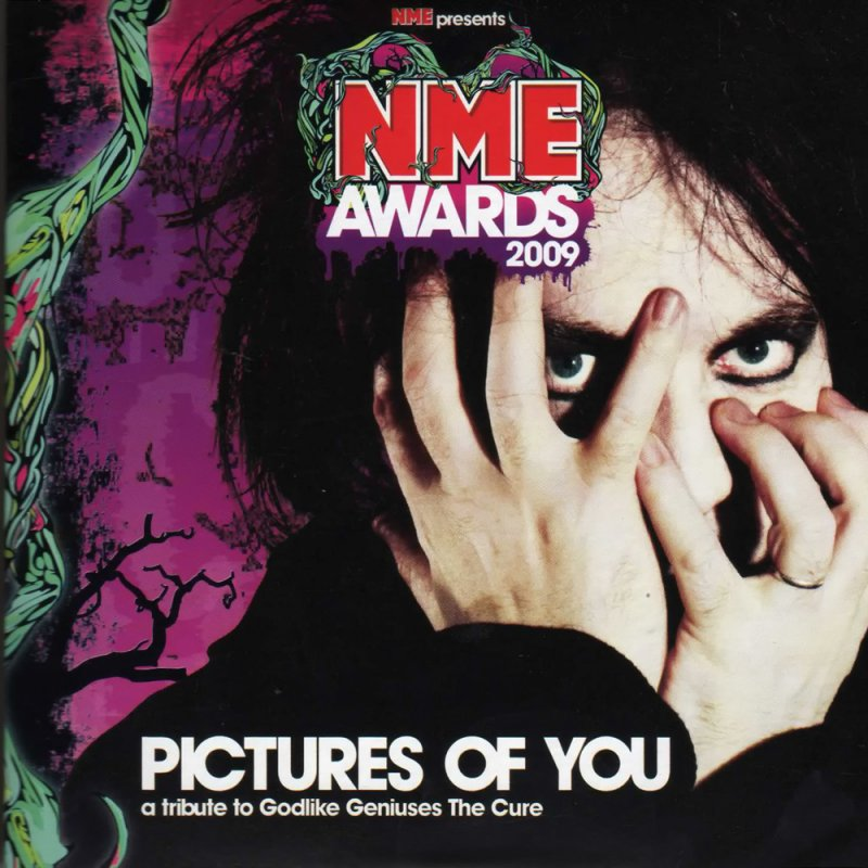 the cure pictures of you - 592×600