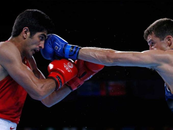 Asian Games Boxing Competition was Concussion Free  World Body     Asian Games Boxing Competition was Concussion Free  World Body