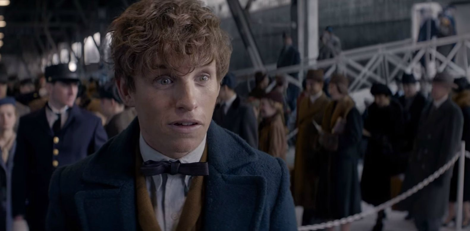 Watch The New Fantastic Beasts And Where To Find Them