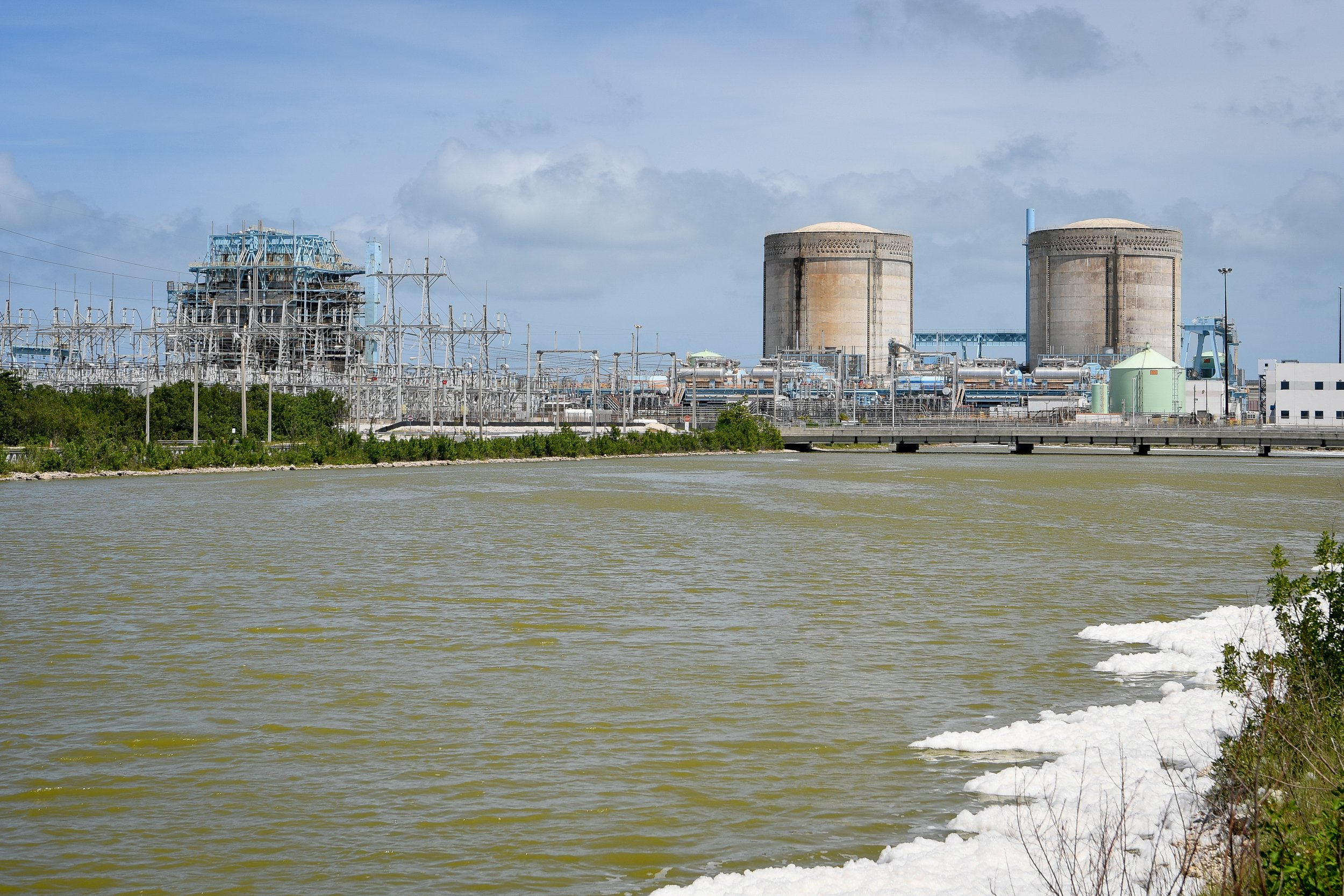 Florida Nuke Plant Did Not Meet Fed Safety Guidelines As