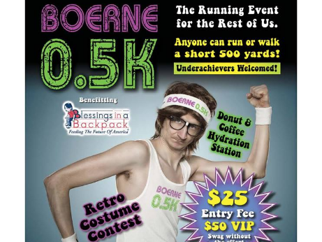 Texas 0 5k Race For Underachievers Promises Free