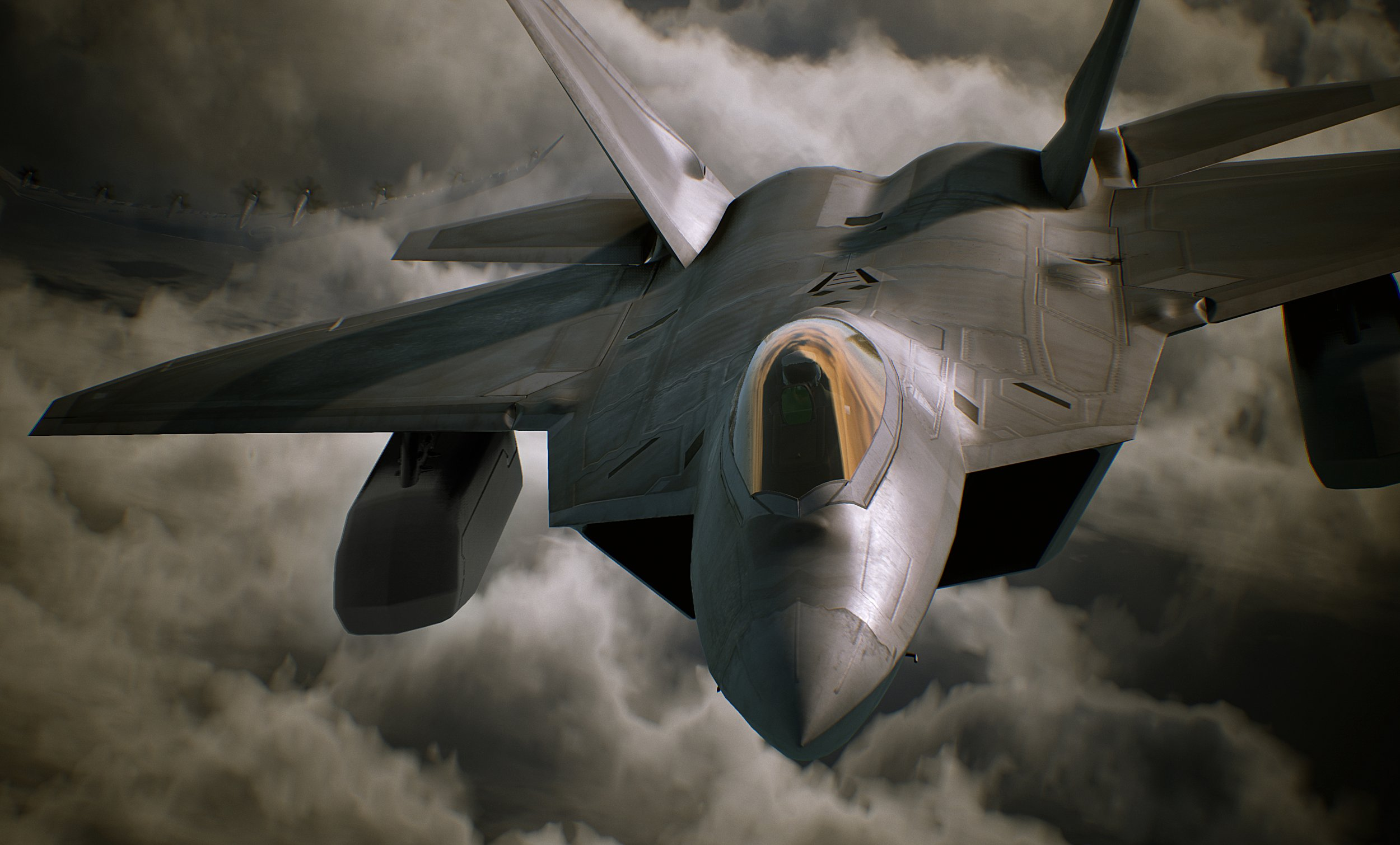 Ace Combat Planes Acorn