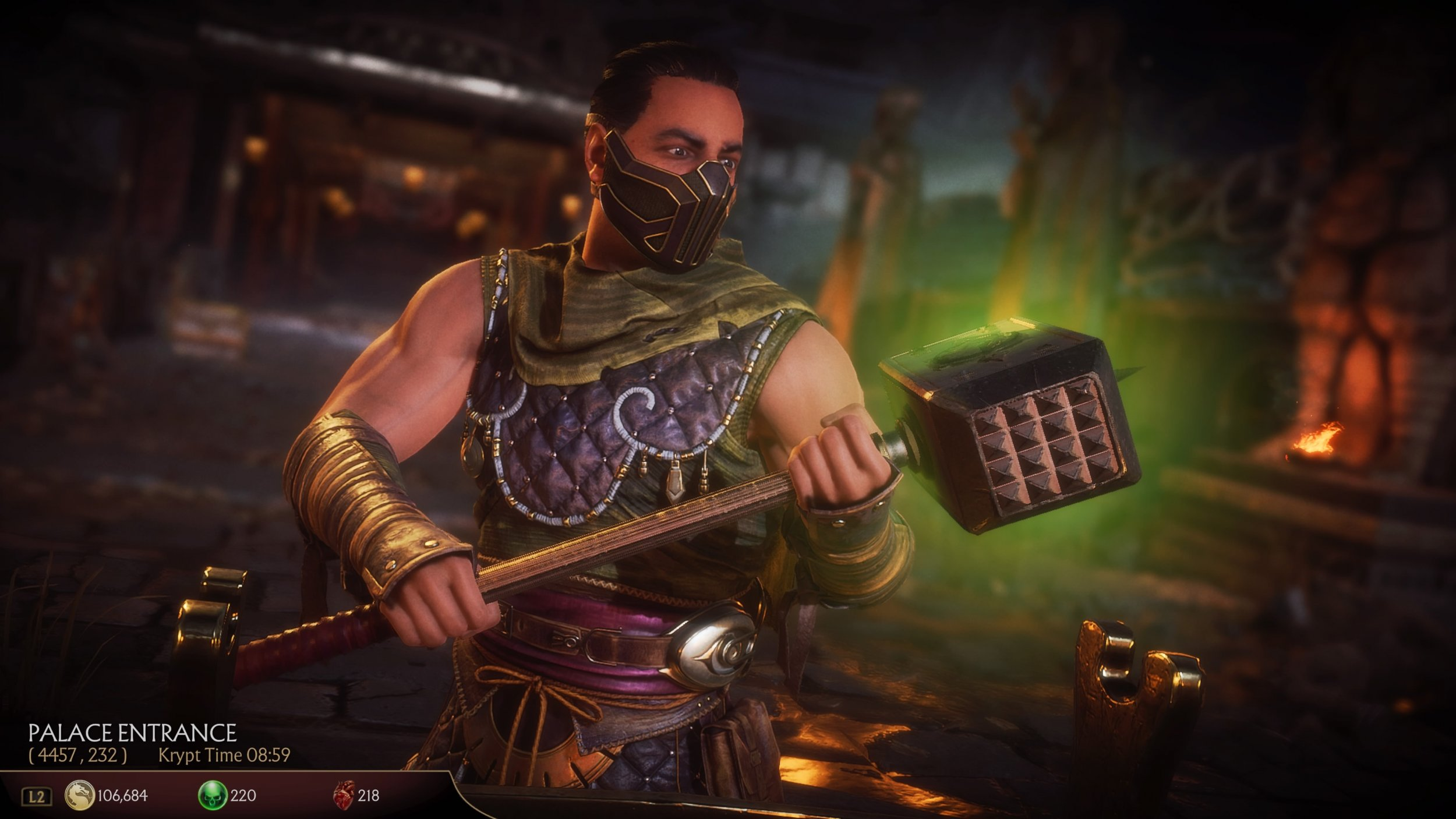 'Mortal Kombat 11' Krypt: Every Chest and Their Contents