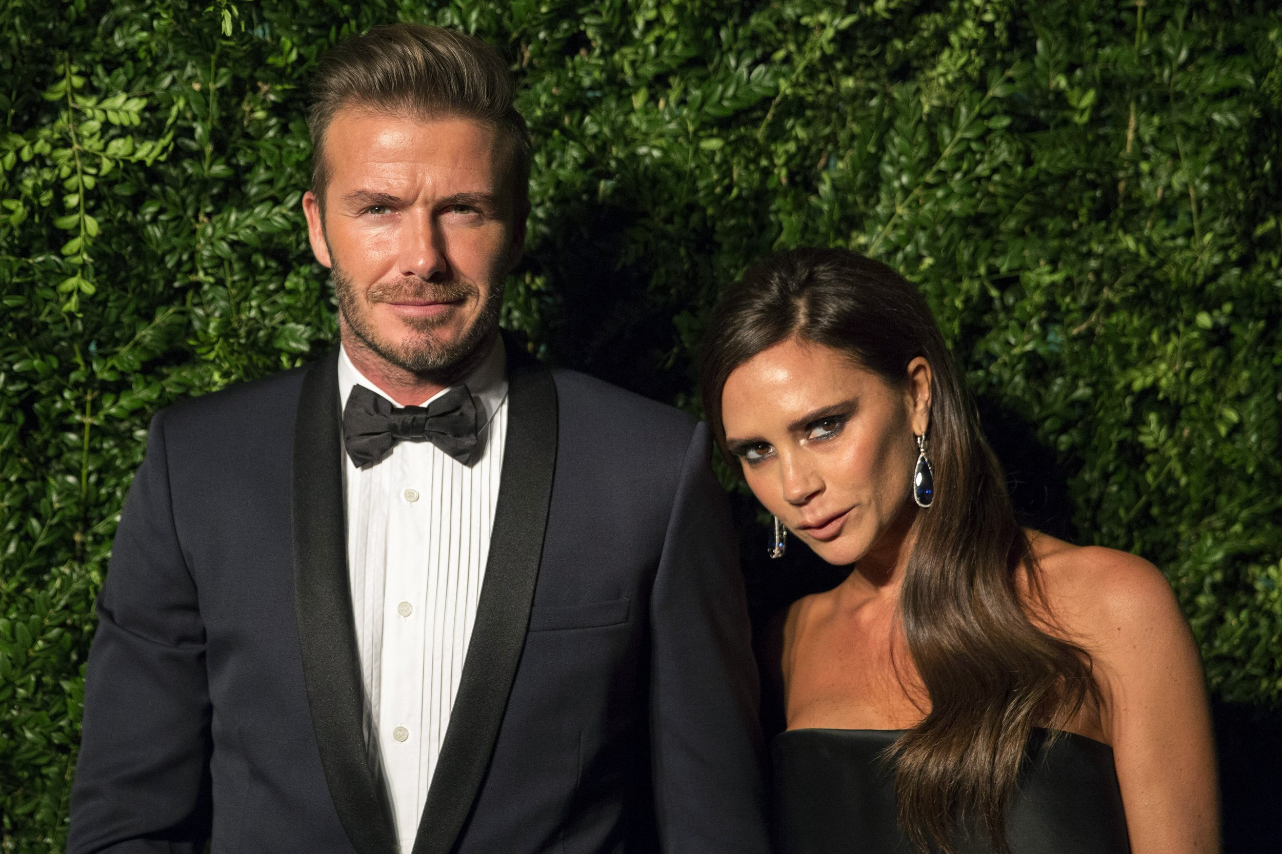 David Beckham Steps Down as Director of Wife Victoria's ...