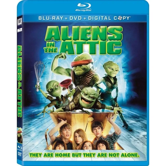 Ashley Boettcher Aliens Attic