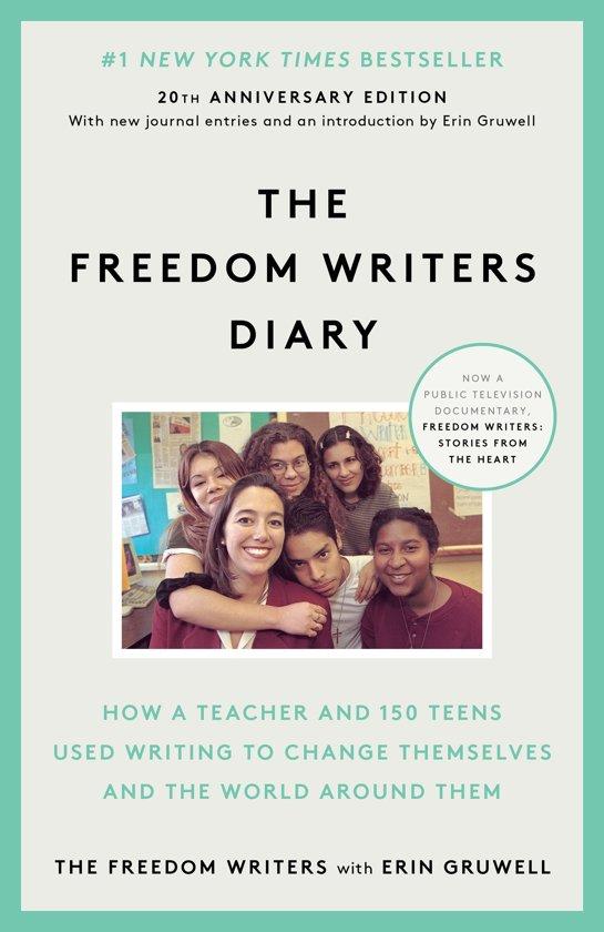 freedom writers diary - HD1400×2159