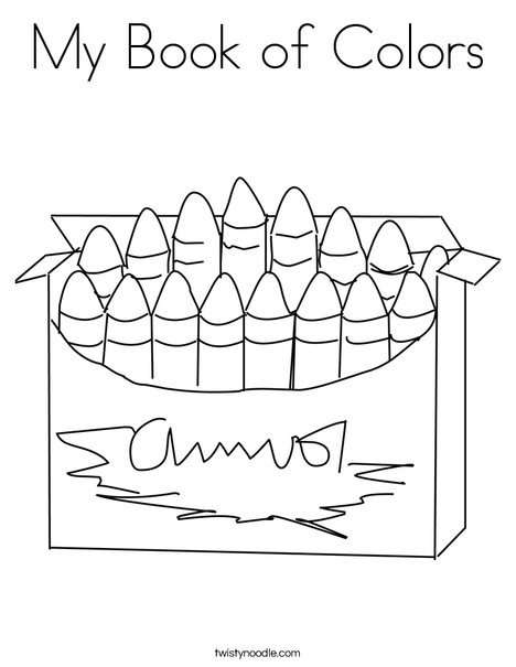 color coloring pages # 6