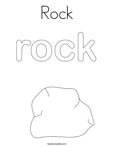rock coloring pages # 0