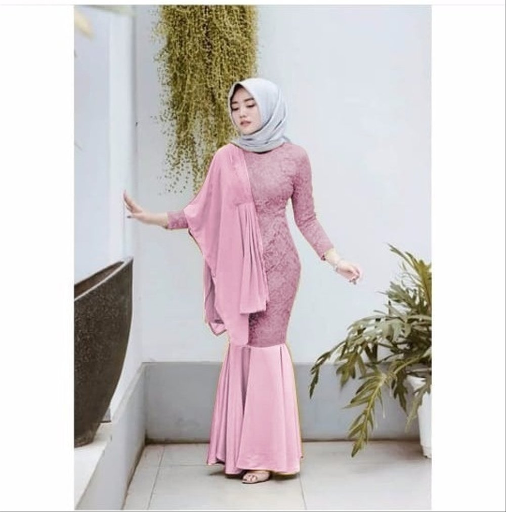 Model Baju Pesta Duyung 23