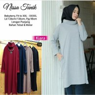 Model Baju Tunik Nissa Sabyan 21