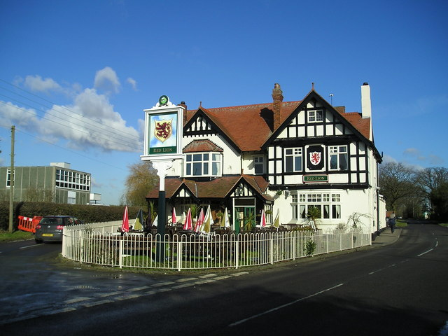 The Red Lion Pub Earlswood Solihull