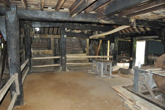 Inside Gunton Saw Mill 169 Ashley Dace Cc By Sa 2 0