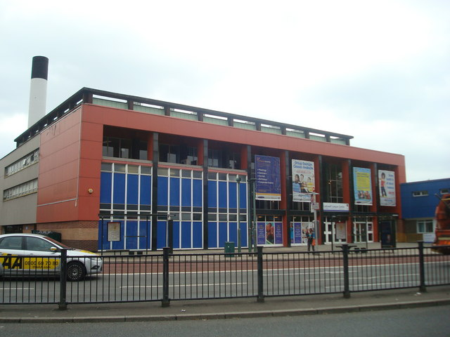 Ladywell Leisure Centre 169 Stacey Harris Geograph