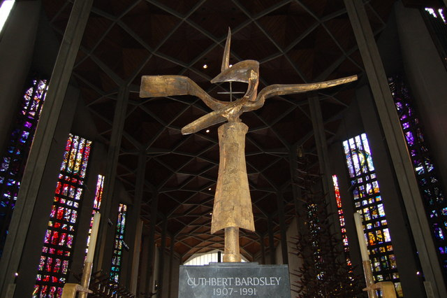 The High Altar Cross And The Cross Of 169 Roger Davies