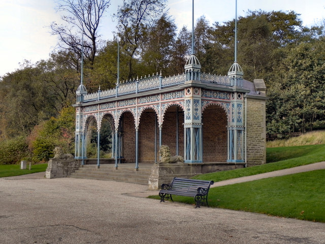 The Lion S Den Alexandra Park 169 David Dixon Geograph