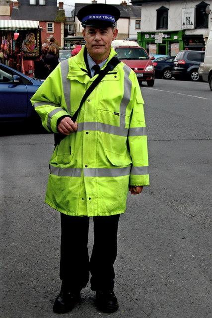 Ennis Market Place Traffic Warden 169 Joseph