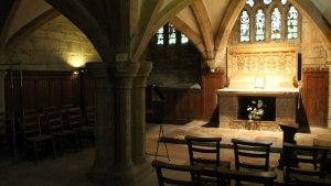 Crypt And Medieval Altar, St Wulfram's JHannan