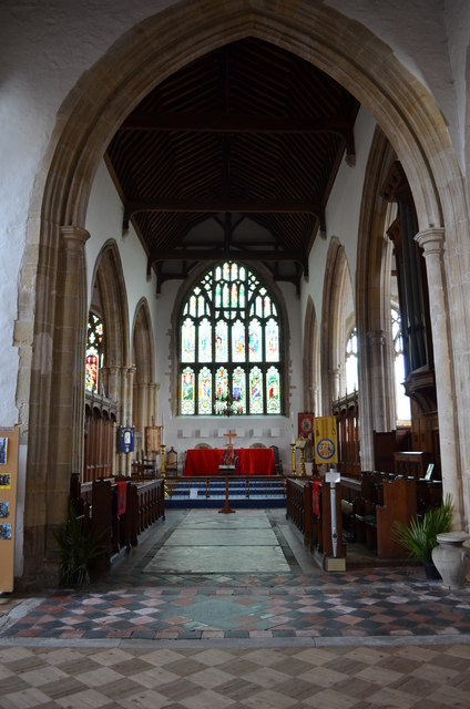Chancel St Mary S Church Rye 169 Julian P Guffogg Cc By Sa