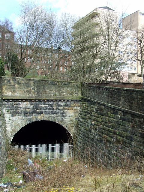 Old Railway Tunnel 169 Thomas Nugent Geograph Britain And
