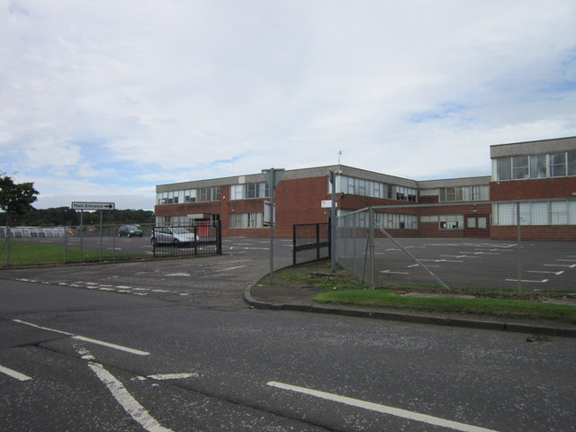 The Queen Margaret Academy Ayr 169 Ian S Geograph Britain And Ireland