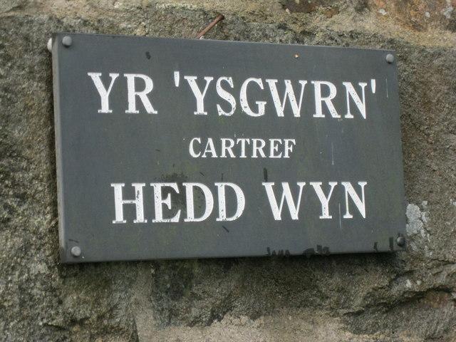 Yr Ysgwrn Cartref Y Bardd Hedd Wyn Yr 169 Alan Fryer
