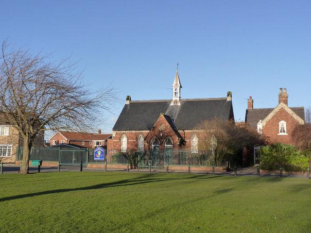 Brayton Church Of England Primary School 169 Alan Murray