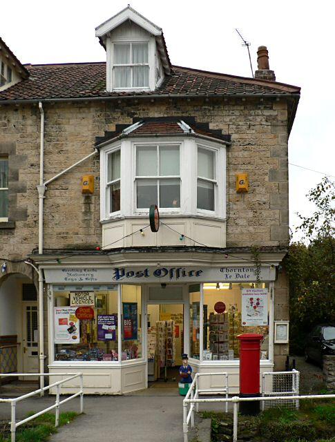 Thornton Le Dale Post Office 169 Rob Burke Cc By Sa 2 0