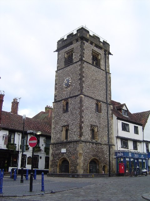 St Albans The Clock Tower 169 Nigel Cox Cc By Sa 2 0