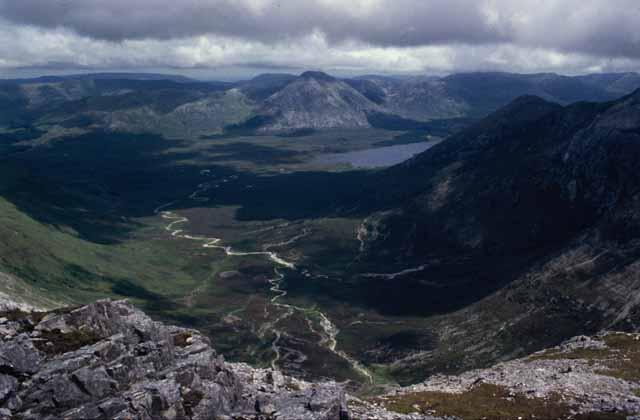 Benbaun Twelve Pins Connemara 169 Mike Simms Cc By Sa 2 0 Geograph Ireland