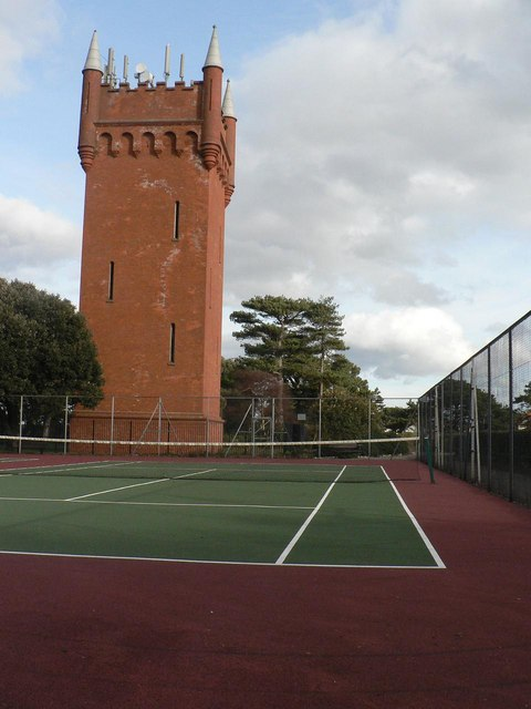 Seafield Gardens Tennis Courts And 169 Chris Downer Cc