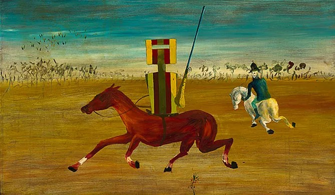 100 Things To Do Before You Die 068 See Sidney Nolan S